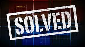 Solved image copyright of Investigation Discovery